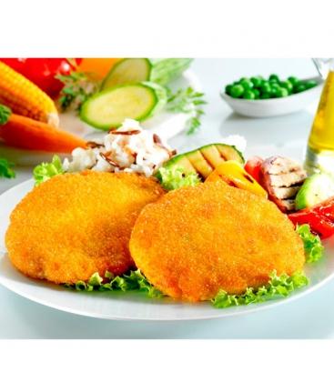 Μπιφτέκι Λαχανικών Πανέ 360γρ Νικολόπουλου