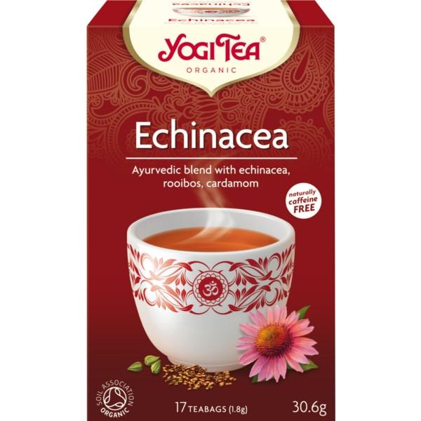 Βιολογικό Τσάι Echinacea 30γρ Yogi Tea