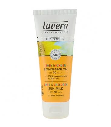 Βιολογική Αντιηλιακή Κρέμα SPF30 για Ευαίσθητο Δέρμα 75ml, Lavera