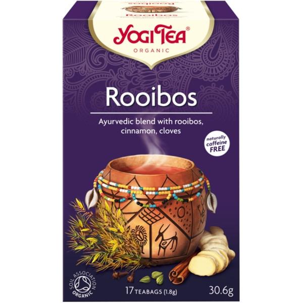 Βιολογικό Τσάι Rooibos 30γρ Bio Yogi Tea