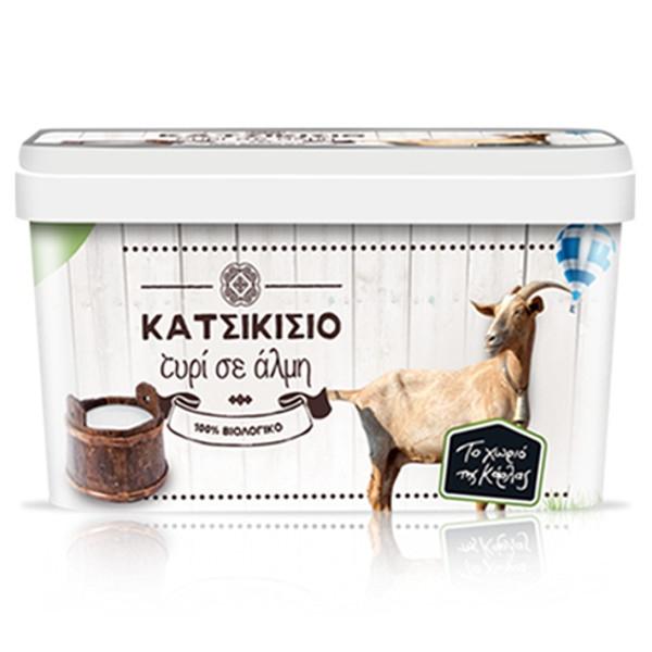 Βιολογικό Τυρί Κατσικίσιο Bio 300γρ., Ελληνικό, Το Χωριό της Κάρλας