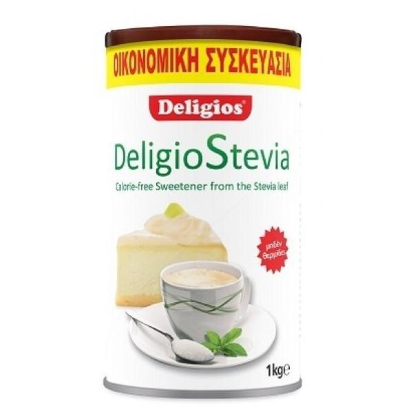 Στέβια EryStevio 1 κιλό Deligios