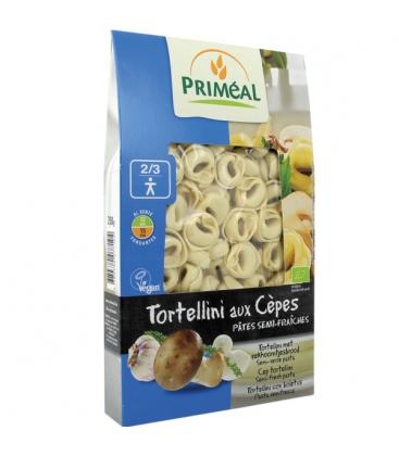 Βιολογικά Τορτελίνια με Μανιτάρια Πορτσίνι 250γρ Bio Primeal