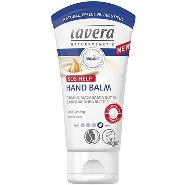 Βιολογική Κρέμα SOS Βάλσαμο Χεριών 50ml Lavera