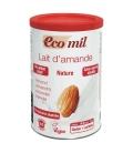 Γάλα Αμυγδάλου Βιολογικό σε Σκόνη Χωρίς Ζάχαρη Bio 400γρ Ecomil