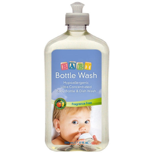 ECOS BABY BOTTLE & DISH 502ML
