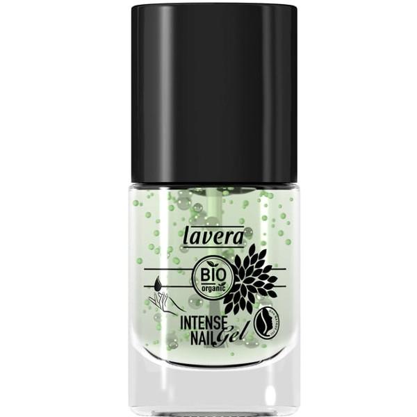 Lavera Εντατικό Τζελ Νυχιών Intense Nail Gel Bio 10ml, Βιολογικό