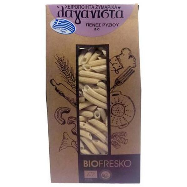 Βιολογικής Πέννες Ρυζιού 300γρ Bio, Ελληνικές Λαγανιστά