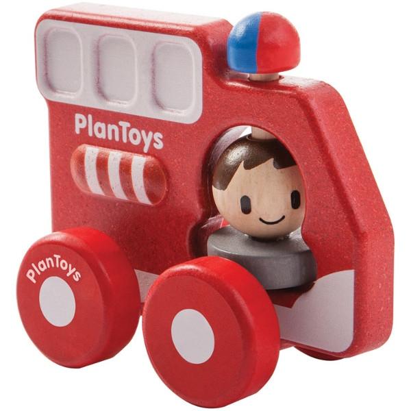 Πυροσβεστικό Όχημα Plantoys