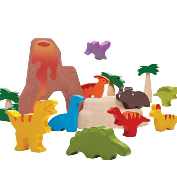 Δεινόσαυροι Plantoys
