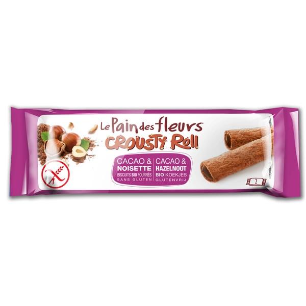 Βιολογικά Πουράκια με Σοκολάτα Χωρίς Γλουτένη 25γρ Le Pain Des Fleuers