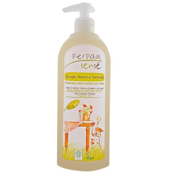 Καθαριστικό Μπουκαλιού & Θηλών Μωρού Bio, 500ml Sense Anthyllis