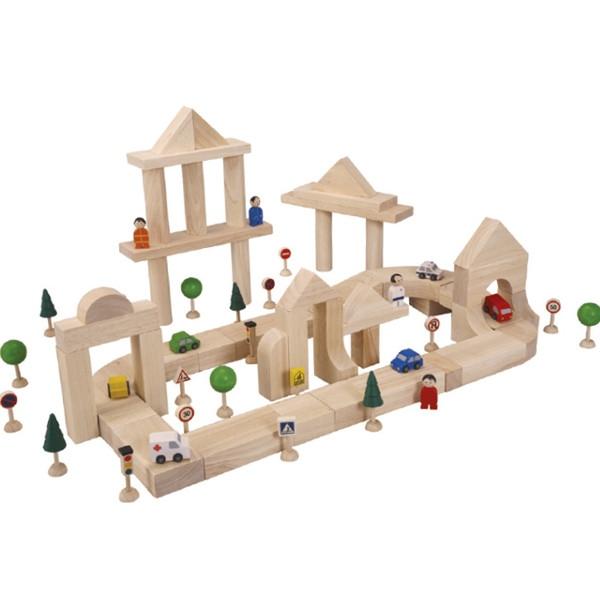 Σετ Κατασκευών Β' Plantoys, Οικολογικό, Ξύλινο, Εκπαιδευτικό Παιχνίδι