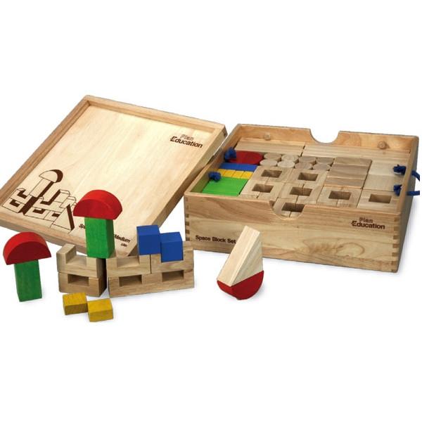 Κατασκευαστικό Υλικό -Μεσαίο μέγεθος Plantoys Οικολογικό, Ξύλινο, Εκπαιδευτικό Παιχνίδι