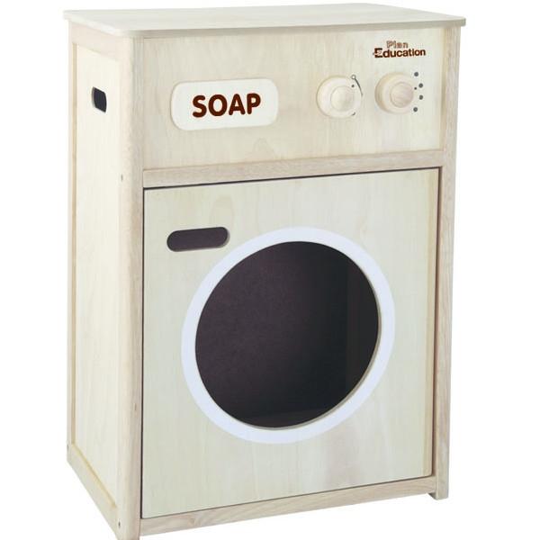 Πλυντήριο Πιάτων (Φυσικό χρώμα) Plantoys Οικολογικό, Ξύλινο, Εκπαιδευτικό Παιχνίδι