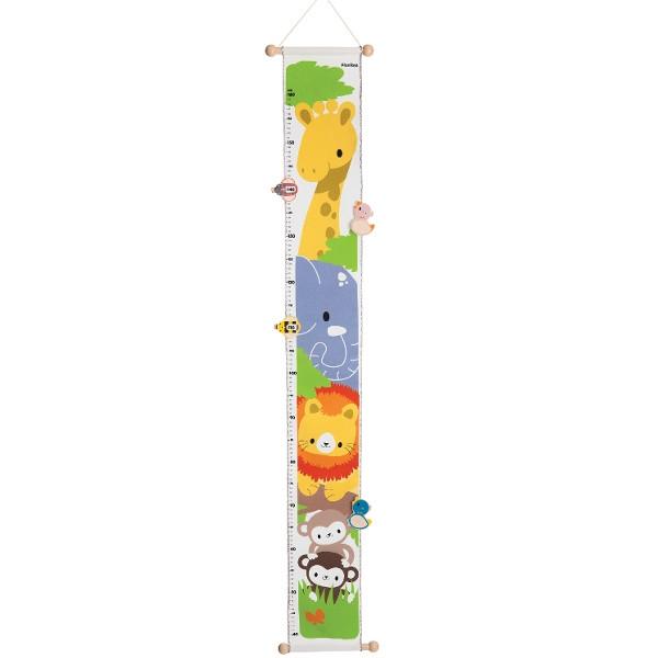 Αναστημόμετρο Plantoys Οικολογικό, Ξύλινο, Εκπαιδευτικό Παιχνίδι