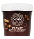 Βιολογικό Φυστικοβούτυρο Τραγανό 1 κιλό Bio Biona