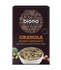 Βιολογική Γκρανόλα με Μέλι & Φουντούκια 375γρ Bio Biona