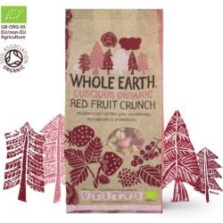Βιολογικά Δημητριακά Red Fruit Crunch Βio 450γρ Whole Earth