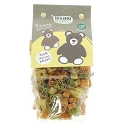 Βιολογικά Ζυμαρικά Αρκουδάκια 250γρ Bio Little Pasta