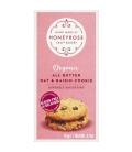 Βιολογικά Μπισκότα All Butter Oat & Raisin 115 γρ Bio Honeyrose