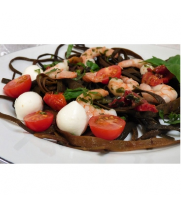 Βιολογικές Ταλιατέλες από Φύκια 100γρ Bio I Sea Pasta