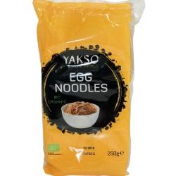 Βιολογικά Noodles με Αυγό 250γρ Bio Yakso