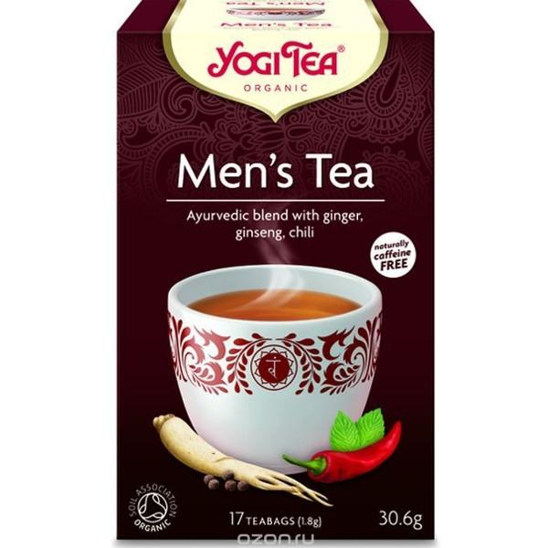 Βιολογικό Τσάι Men's 30γρ Yogi Tea
