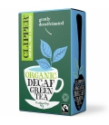 Βιολογικό Πράσινο Τσάι Decaf (Χωρίς Καφεΐνη) 20 Φακελάκια Bio Clipper