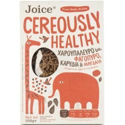 Δημητριακά Cereously με Χαρουπάλευρο & Φαγόπυρο 350γρ Joice