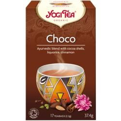 YOGI TEA CHOCO 30GR