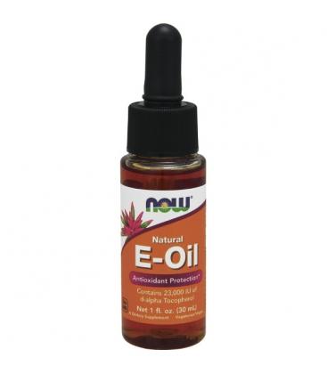 Vitamin E-Oil 23,000 IU - Vegetarian 1 oz, 29,6 ml, Now