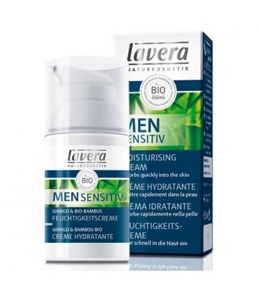Ενυδατική Κρέμα Προσώπου για Άντρες 30ml Lavera