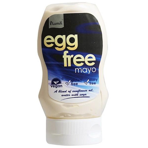 Βιολογική Μαγιονέζα Χωρίς Αυγό Βio Squeeze 275γρ Plamil
