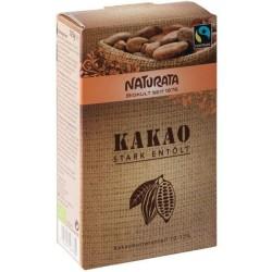 Βιολογικό Κακάο με 10-12% Λιπαρά 125γρ Naturata