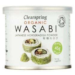 Βιολογικό Wasabi σε Σκόνη 25γρ Bio Clearspring