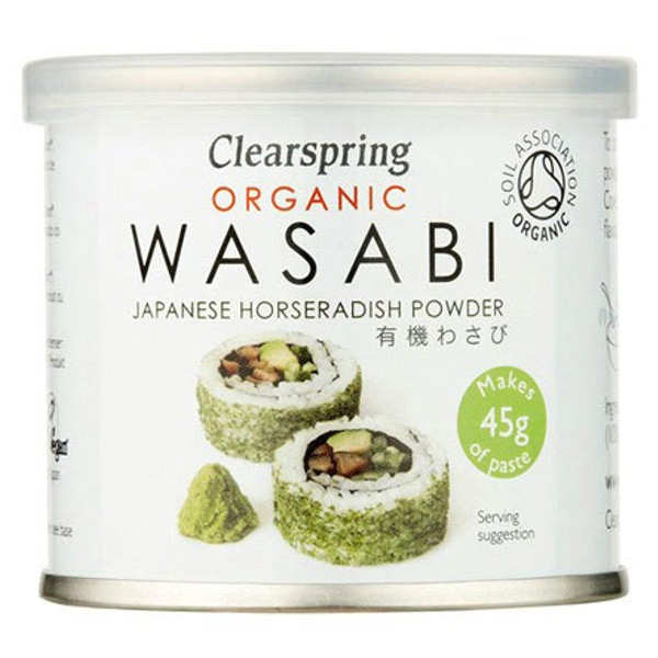 WASABI BIO CLEARSPRING 25GR