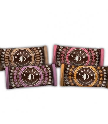 Μπάρα με Γκότζι, Mουρα & Σοκολάτα 50γρ., Pulsin
