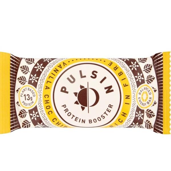 Μπάρα Πρωτεΐνης με Σοκολάτα & Βανίλια 50γρ., Pulsin