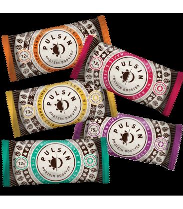 Μπάρα Πρωτεΐνης με Σοκολάτα & Μέντα 50γρ., Pulsin