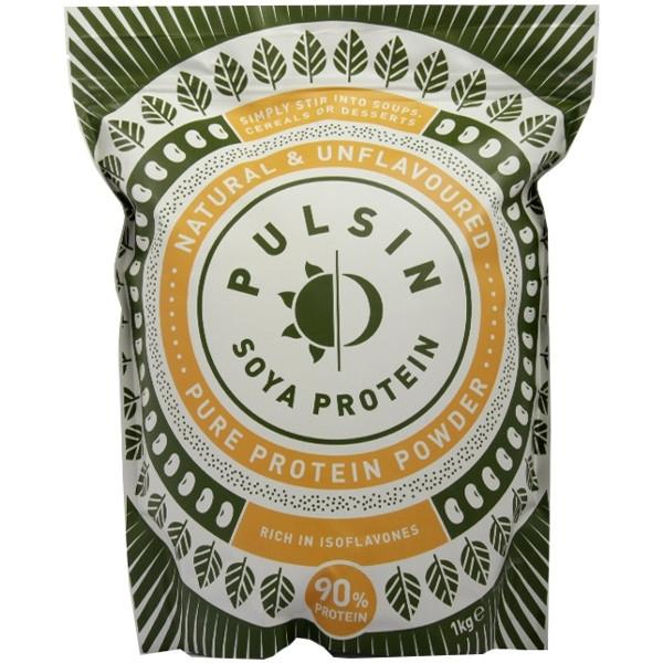 Πρωτεΐνη Σόγιας 1 κιλό, Pulsin