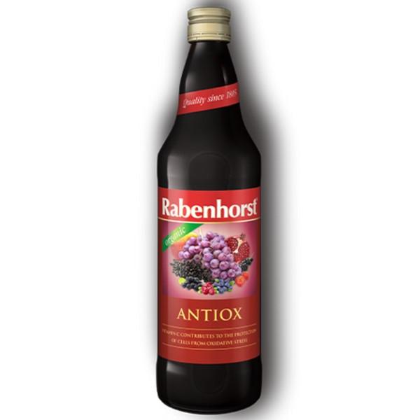 Βιολογικός Χυμός Antiox (Αντιοξειδωτικός) 750ml Bio Rabenhorst