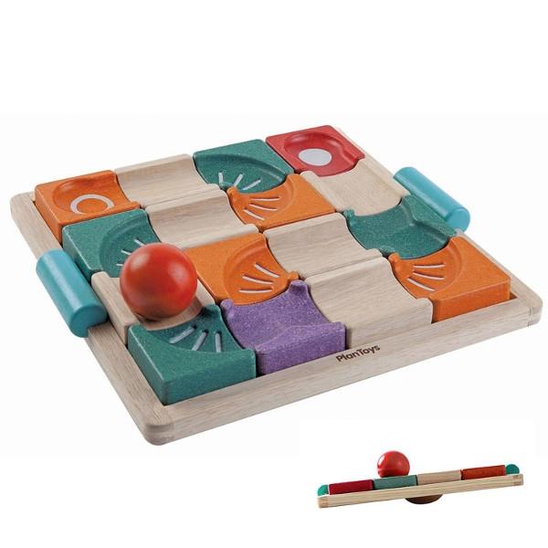 Μπάλες Ισορροπίας, Plantoys Ξύλινο, Εκπαιδευτικό, Οικολογικό Παιχνίδι