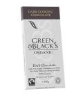 Βιολογική Σοκολάτα Κουβερτούρα 70% Bio 150γρ., Green & Blacks
