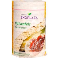 Βιολογικές Γκοφρέτες με Αλάτι 100 γρ. Bio Ekoplaza