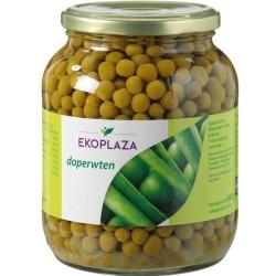 Βιολογικός Αρακάς σε Βάζο 680 γρ. Bio Ekoplaza