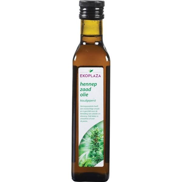 Βιολογικό Έλαιο Σπόρων Κάνναβης 250 ml Bio Ekoplaza