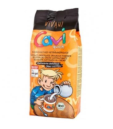 Βιολογική Στιγμιαία Σοκολάτα 400 γρ. Bio Vivani