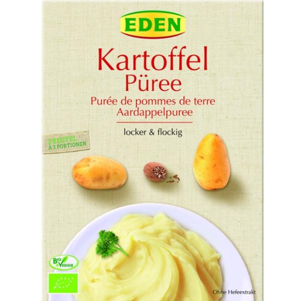 Βιολογικός Πουρές Πατάτας 2Χ80 γρ. Eden