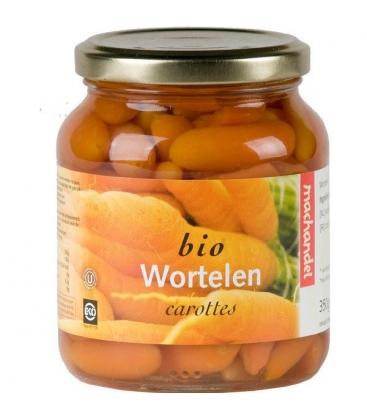 Βιολογικά Καρότα σε Βάζο 350 γρ. Βio Machandel